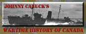 Johnny Canuck's War Time History of Canada
